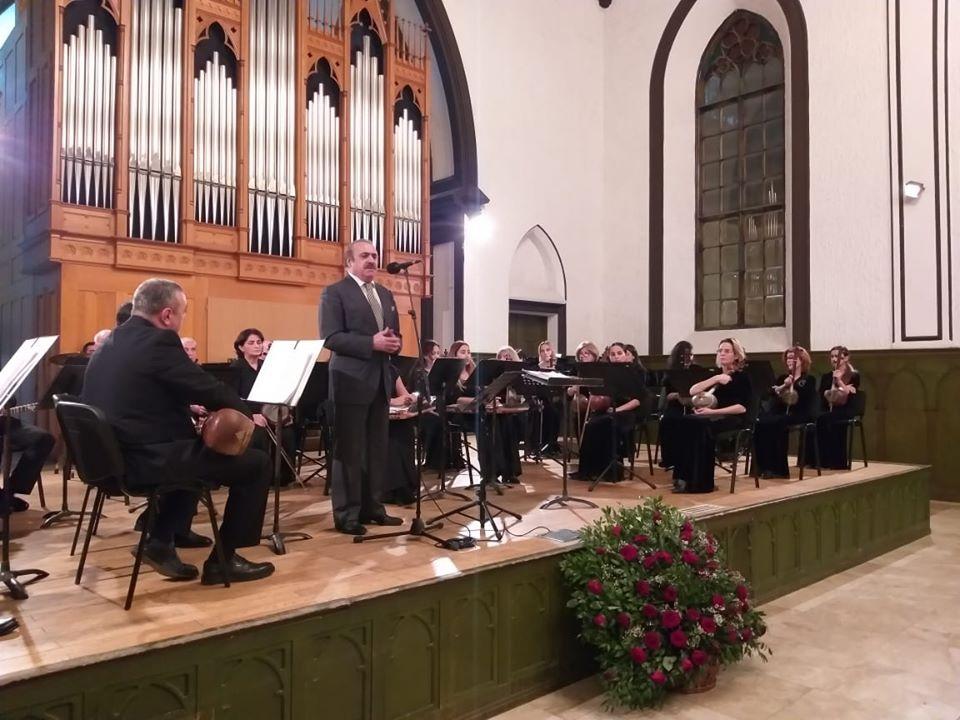 Tofiq Bakıxanovun müəllif konserti. 07.12.2019