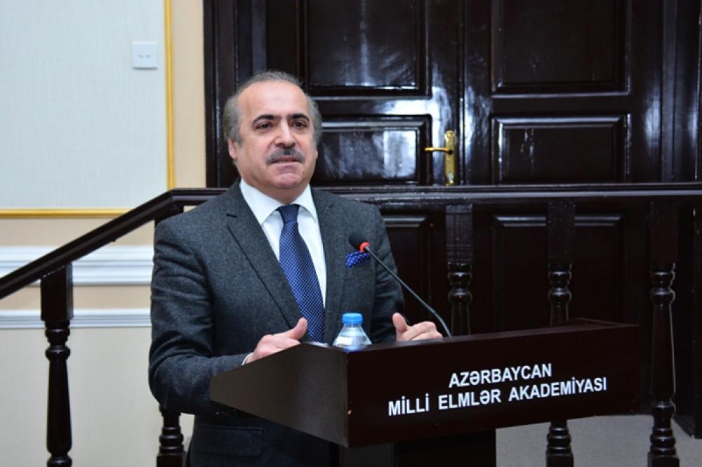 Akademik Rafael Hüseynov: Humanitar elmin təbliği istiqamətində səylərimizi birləşdirməliyik