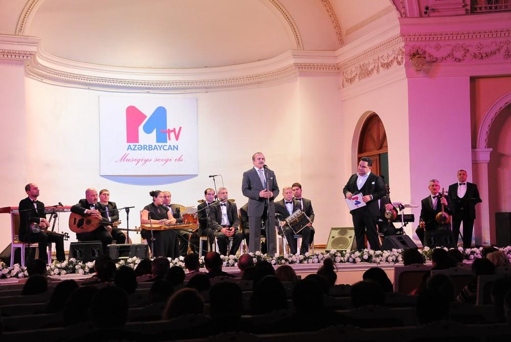 MuzTV Azərbaycan kanalının peyk yayımına başlaması münasibətilə konsert təşkil edilib