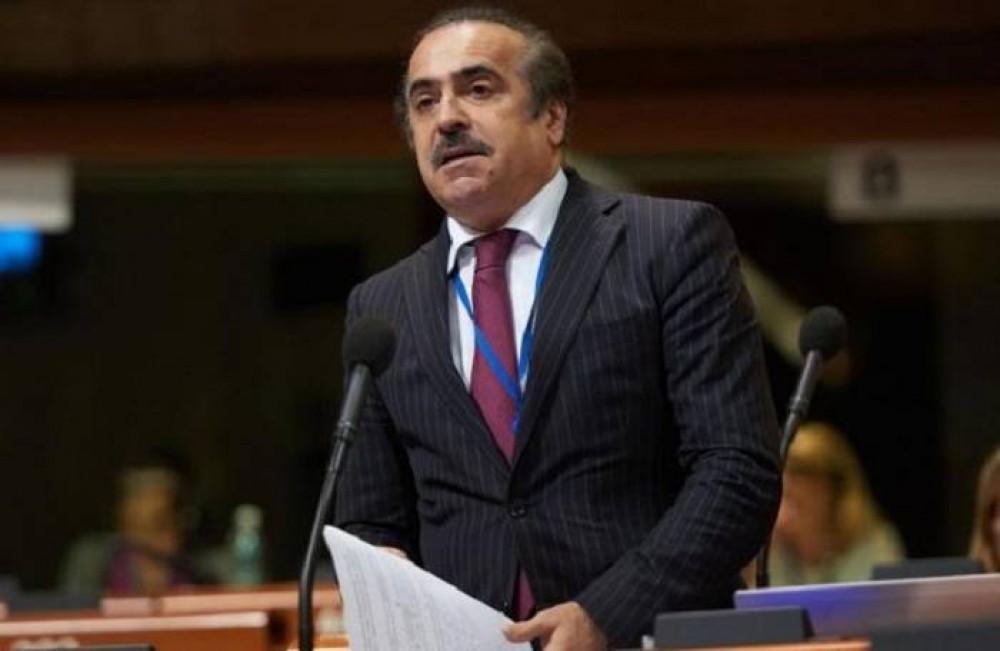"""Rafael Hüseynov: """"Nazirlər Komitəsi Ermənistanı Avropa Şurası qarşısında götürdüyü öhdəliyi yerinə yetirməsini tələb edibmi?"""""""