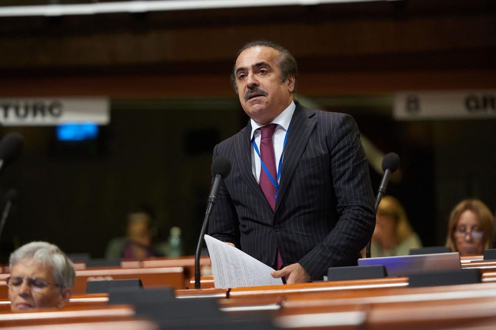 Rafael Hüseynov: Ermənistanın təcavüzü nəticəsində torpaqlarla yanaşı, qeyri-maddi mədəni irsi yaşadan mühit də qəsb edilib