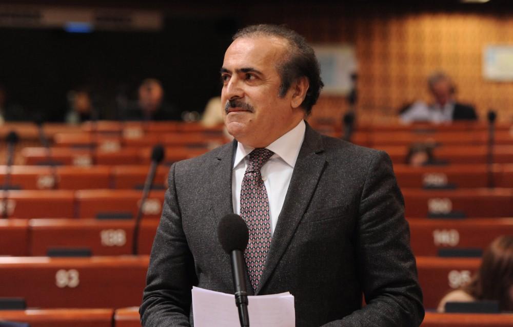 Milli Məclisin deputatı Avropa Parlamentini Azərbaycana daha korrekt münasibət göstərməyə çağırıb