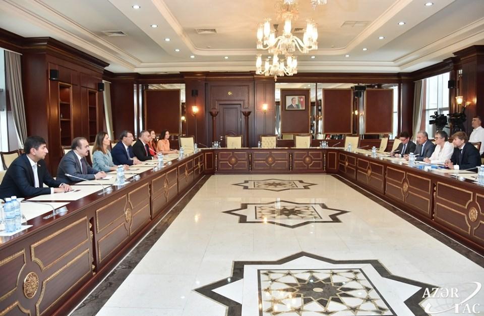 Lilian Mori Paskie: AŞPA Azərbaycan ilə əlaqələrin dərinləşməsinə böyük əhəmiyyət verir