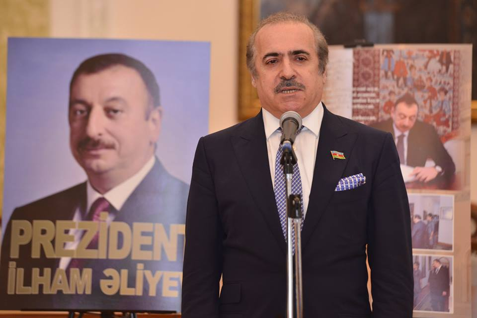 Gənc alimlər prezident seçkilərində İlham Heydər oğlu Əliyevə səs verəcək