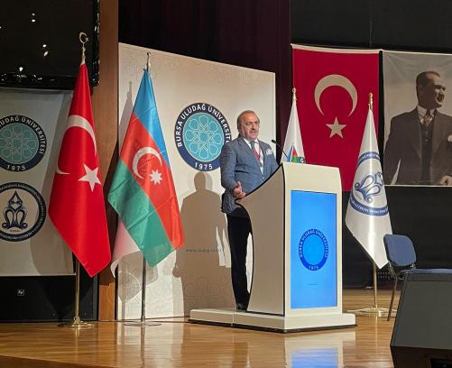 Bursada keçirilən konsertdə Qarabağ zəfəri tərənnüm edilib