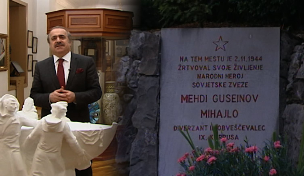 """""""Vətənim"""" verilişinin Mehdi Hüseynzadəyə həsr olunan ikinci buraxılışı yayımlanıb"""