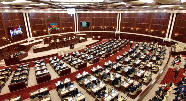 Milli Məclisin payız sessiyasında Mədəniyyət komitəsinin ilk iclası keçirilib