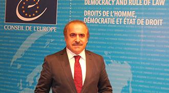 Akademik Rafael Hüseynov Avropa Şurası Parlament Assambleyasının toplantısında çıxış edib